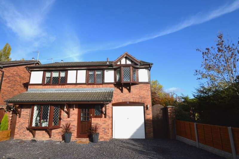 4 Bedrooms Detached House for sale in Hawthorn Close, Winsford, CW7