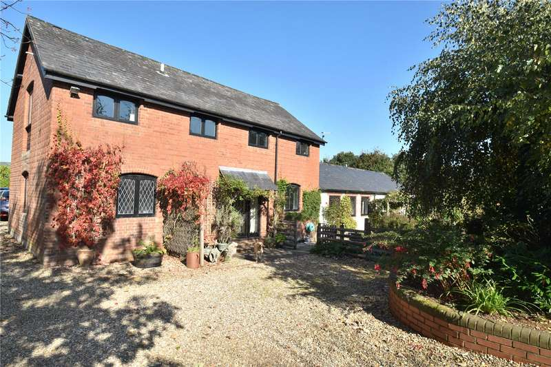 3 Bedrooms Semi Detached House for sale in Penstone Barns, Lease Hill, Hele, Exeter, EX5