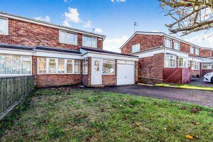 3 Bedrooms Semi Detached House for sale in Lingmell, Washington, Tyne and Wear, Na, NE37