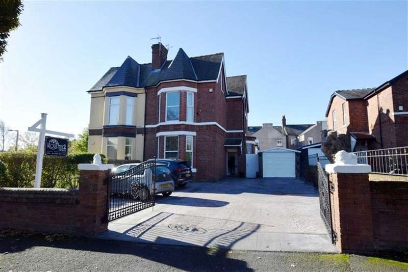 5 Bedrooms Semi Detached House for sale in Hawcoat Lane, Barrow In Furness, Cumbria