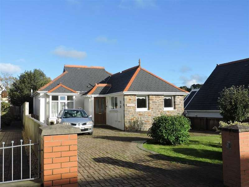 3 Bedrooms Detached Bungalow for sale in New Road, Goodwick