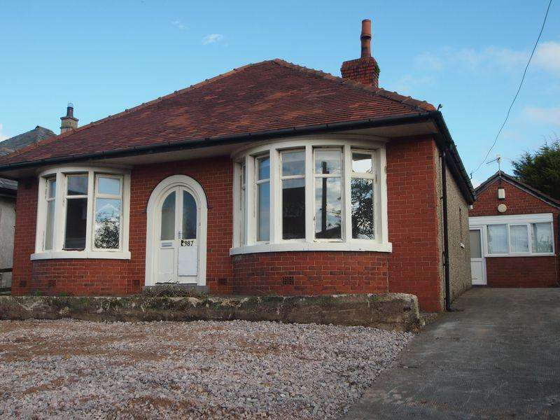 3 Bedrooms Detached Bungalow for sale in Heysham Road, Morecambe