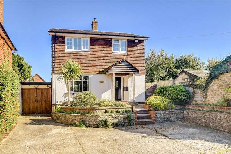 3 Bedrooms Detached House for sale in North Street, Rogate, Petersfield, West Sussex