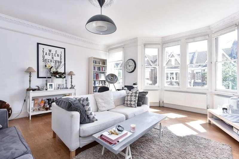 3 Bedrooms Flat for sale in Wyneham Road, Herne Hill