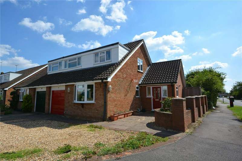 3 Bedrooms Semi Detached House for sale in Seymour Avenue, Shinfield, Reading, Berkshire, RG2