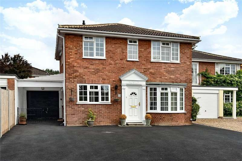 4 Bedrooms Detached House for sale in St Marys Road, Sindlesham, Berkshire, RG41