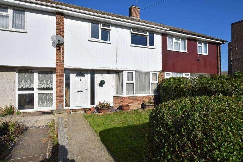 3 Bedrooms Terraced House for sale in Ruskin Way, Aylesbury