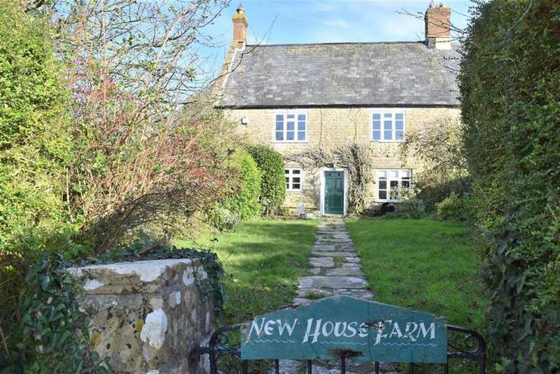 4 Bedrooms Semi Detached House for sale in Mosterton, Beaminster, Dorset, DT8