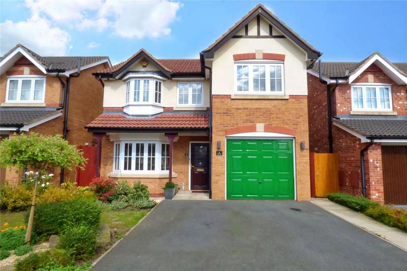 4 Bedrooms Detached House for sale in Rimsdale Drive, Moston, Manchester, M40