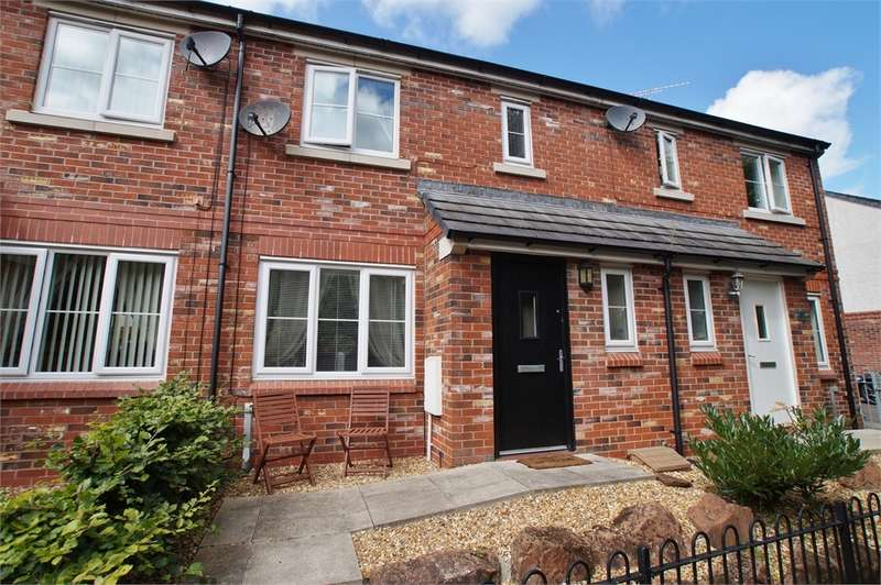 3 Bedrooms Terraced House for sale in CA14 2UB Hartside Court, Workington, Cumbria