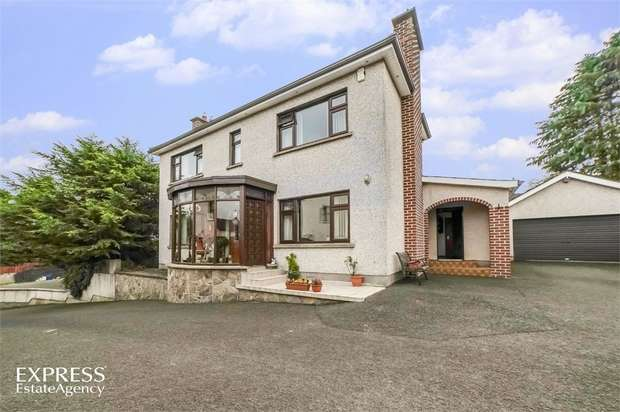 3 Bedrooms Detached House for sale in Main Street, Connor, Ballymena, County Antrim