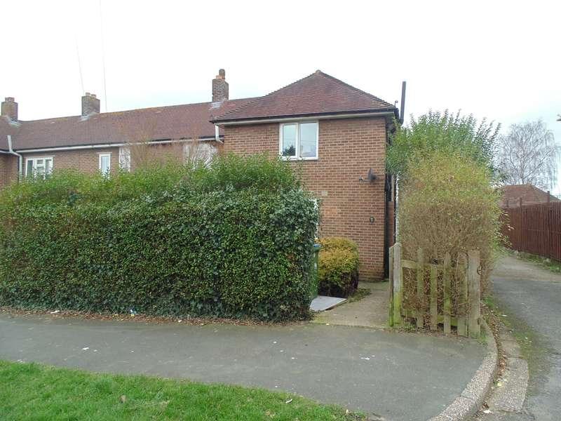 2 Bedrooms End Of Terrace House for sale in Aldermoor Avenue, Aldermoor, Southampton