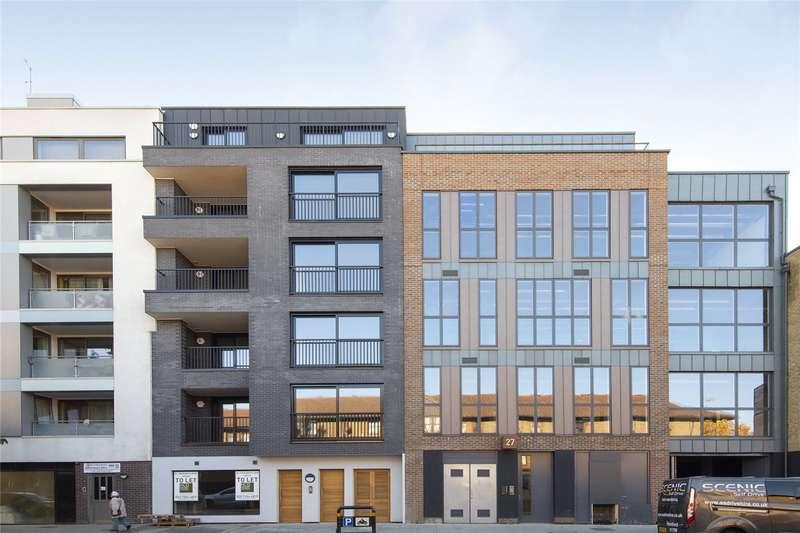 3 Bedrooms Flat for sale in Century Quarter House, 25 Downham Road, London, N1