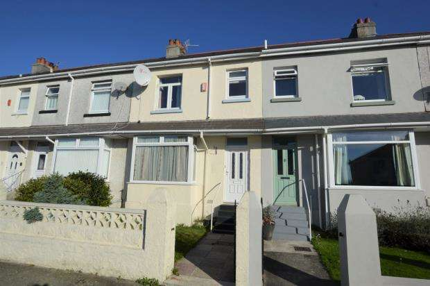 3 Bedrooms Terraced House for sale in North Down Road, Beacon Park, Plymouth, Devon