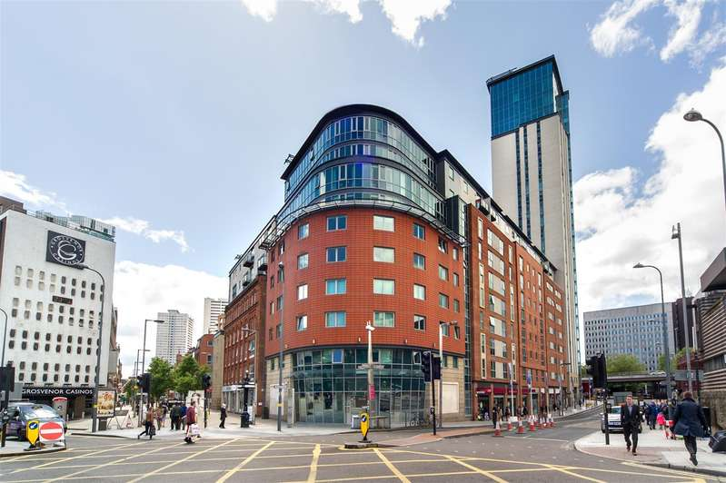 2 Bedrooms Apartment Flat for sale in Orion Building, Navigation Street, Birmingham