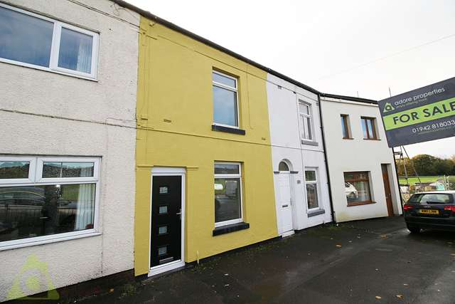 2 Bedrooms Terraced House for sale in Dicconson Lane, Aspull, WN2