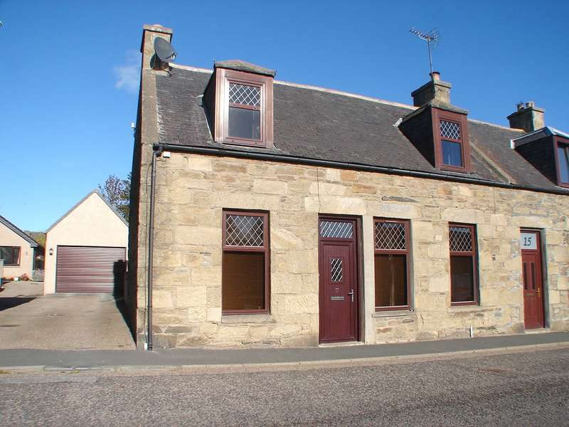 3 Bedrooms Semi Detached House for sale in Bridge Street, Keith, AB55