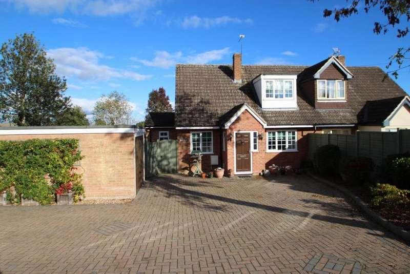 3 Bedrooms Semi Detached House for sale in Emmets Nest, Binfield, RG42