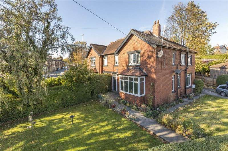 3 Bedrooms Semi Detached House for sale in King George Avenue, Leeds
