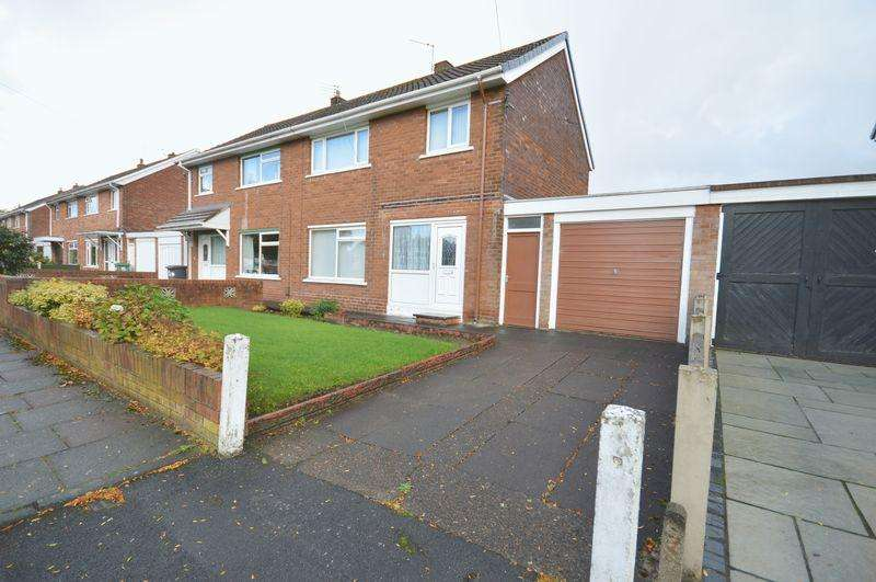 3 Bedrooms Semi Detached House for sale in Liverpool Place, Widnes