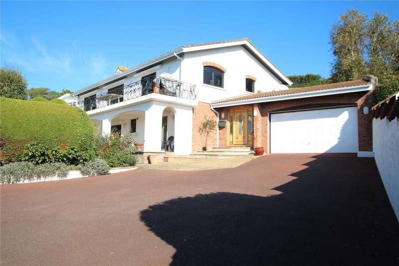 4 Bedrooms Detached House for sale in La Rue De Haut, St. Lawrence, Jersey, JE3