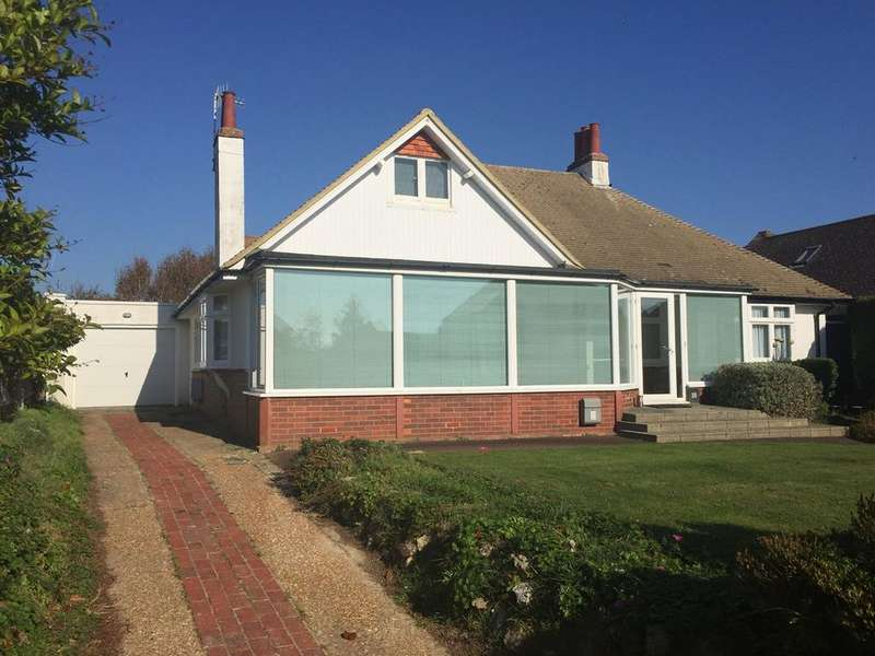 3 Bedrooms Detached Bungalow for sale in Richmond Grove, Bexhill-on-Sea, TN39