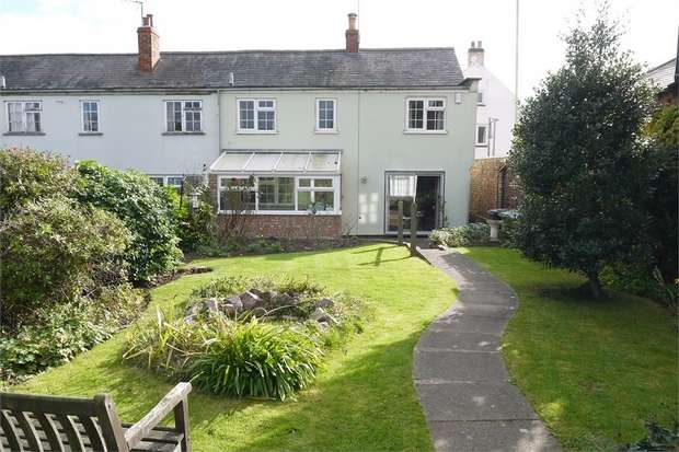 3 Bedrooms Cottage House for sale in High Street, Husbands Bosworth, Lutterworth, Leicestershire