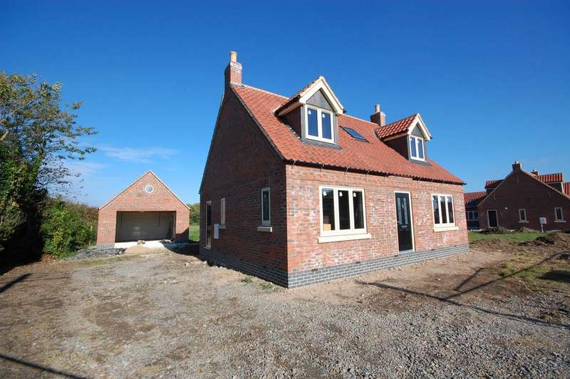 4 Bedrooms Detached House for sale in Plot 3, Gunby Road, Orby, PE24 5HT