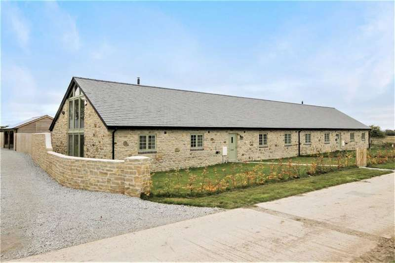 4 Bedrooms Barn Conversion Character Property for sale in The Meadows, Lower Bourton, Oxfordshire