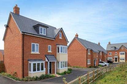 5 Bedrooms Detached House for sale in KINGSFIELD PARK, Aylesbury