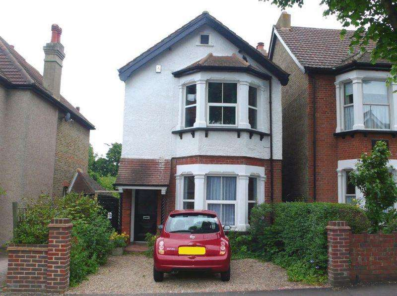 3 Bedrooms Detached House for sale in CARSHALTON