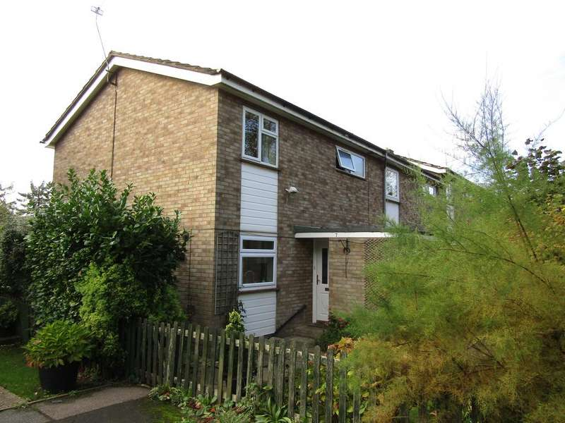 3 Bedrooms End Of Terrace House for sale in West Drive, Arlesey, Bedfordshire, SG15 6RW