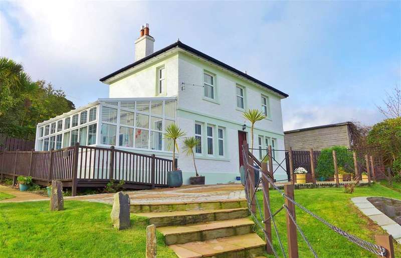 3 Bedrooms Villa House for sale in Braehead House, Whiting Bay