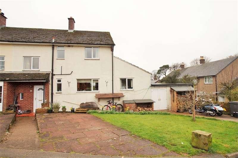 3 Bedrooms Semi Detached House for sale in CA20 1DB Pelham Drive, Calderbridge, Seascale, Cumbria