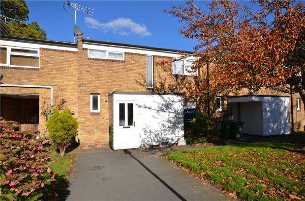 3 Bedrooms Terraced House for sale in Winscombe, Bracknell, Berkshire