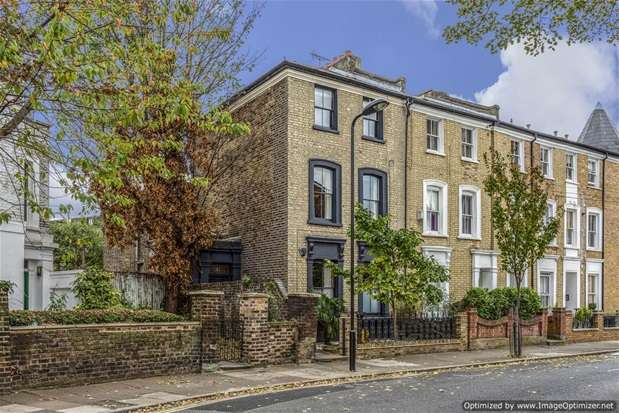 5 Bedrooms Terraced House for sale in Horton Road, London Fields, E8