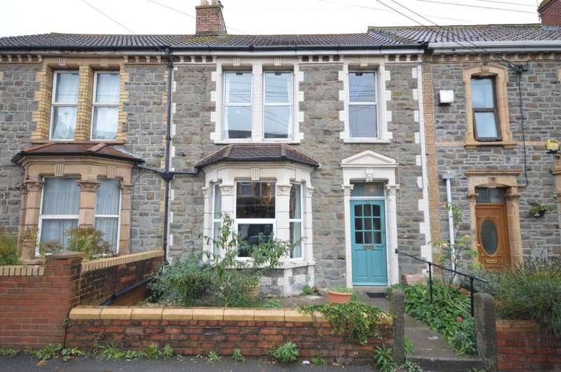 3 Bedrooms Terraced House for sale in Rock Road, Keynsham, BS31