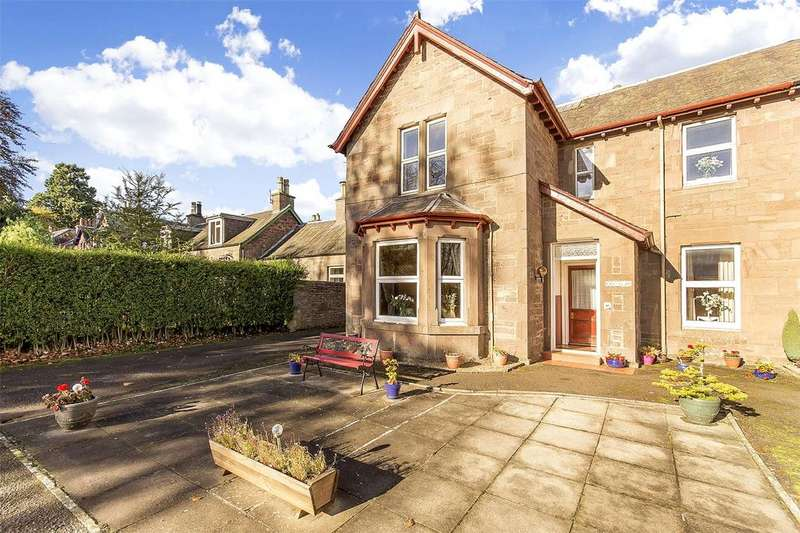 5 Bedrooms Semi Detached House for sale in Eastwood, Forfar Road, Coupar Angus, Blairgowrie, PH13