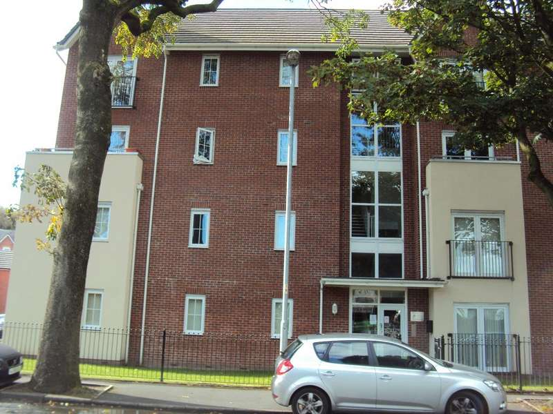 2 Bedrooms Apartment Flat for sale in Hazelbottom Road, Crumpsall, Manchester, Lancashire, M8