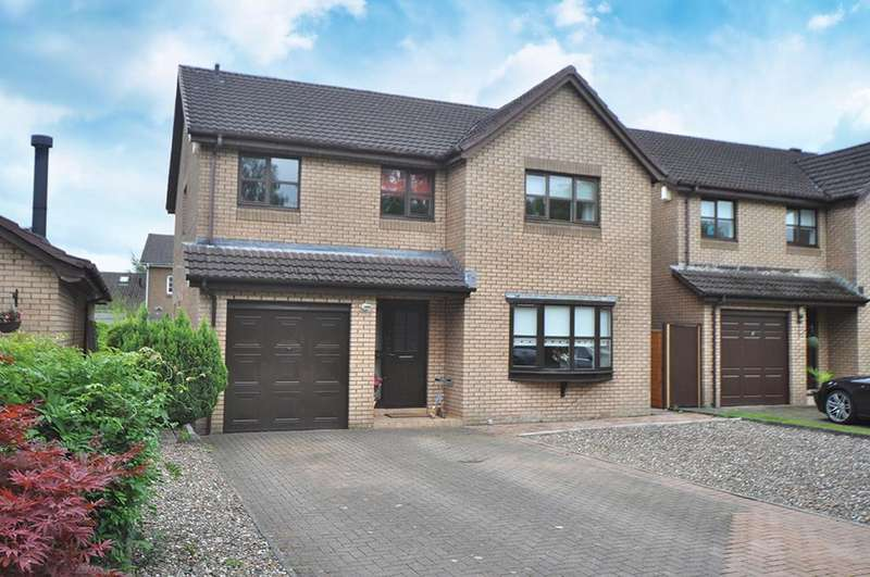 4 Bedrooms Detached House for sale in 21 Springkell Gardens, Pollokshields, G41 4BP