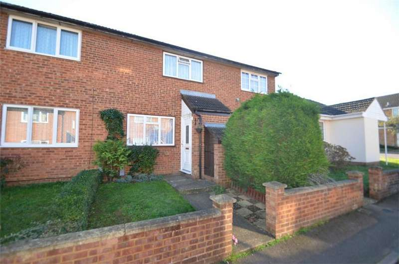 2 Bedrooms Terraced House for sale in Ullswater Close, Flitwick, BEDFORD