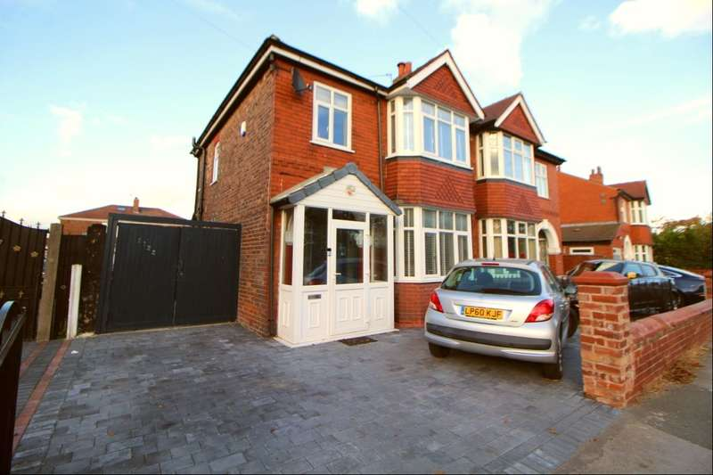 3 Bedrooms Semi Detached House for sale in Hyde Road, Debdale, Manchester, M18