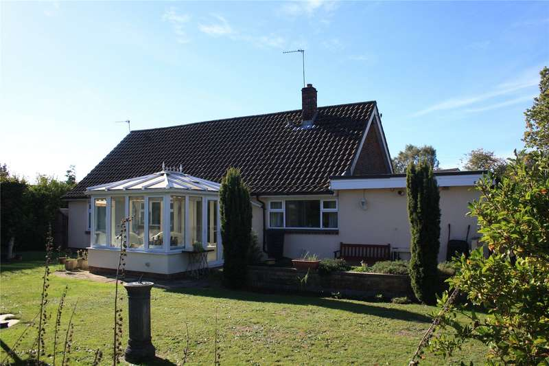 2 Bedrooms Detached House for sale in Braishfield Road, Romsey, Hampshire, SO51