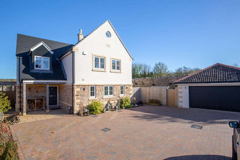 5 Bedrooms Detached House for sale in Binegar Lane, Gurney Slade
