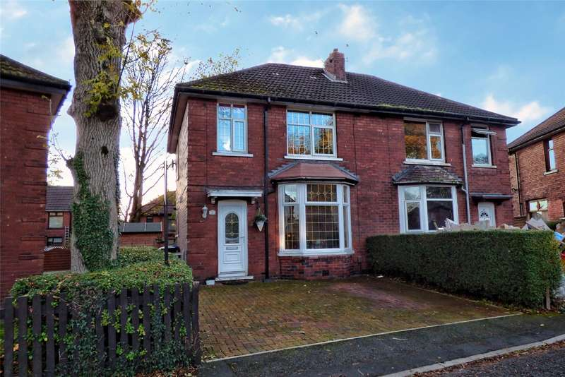 3 Bedrooms Semi Detached House for sale in Dicken Green, Rochdale, Greater Manchester, OL11