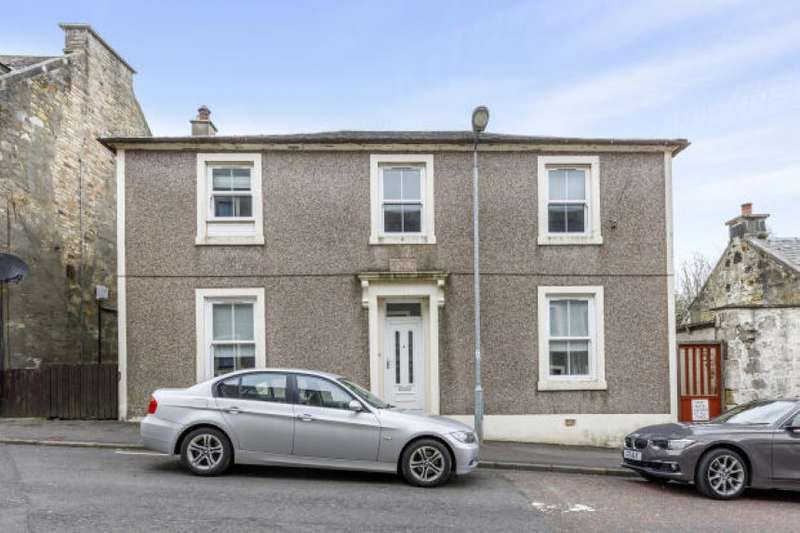 3 Bedrooms Flat for sale in 10, Springwell Place, Kilmarnock, East Ayrshire