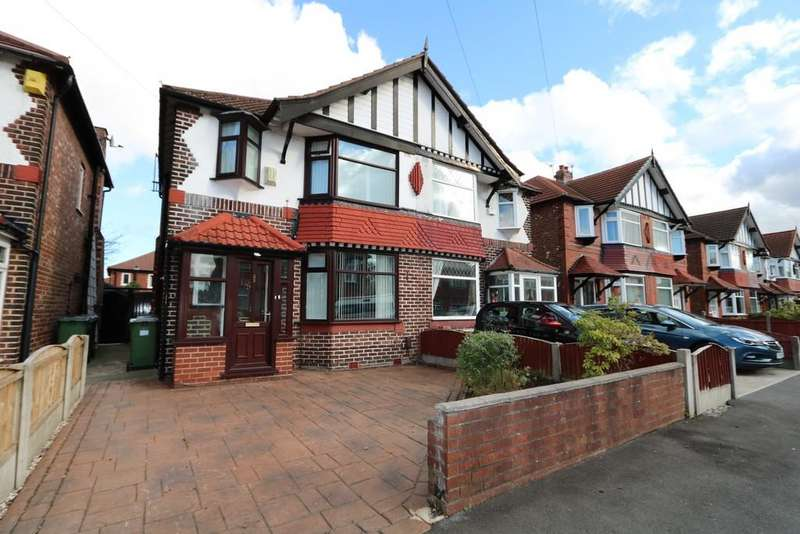 3 Bedrooms Semi Detached House for sale in Tintern Grove, Offerton