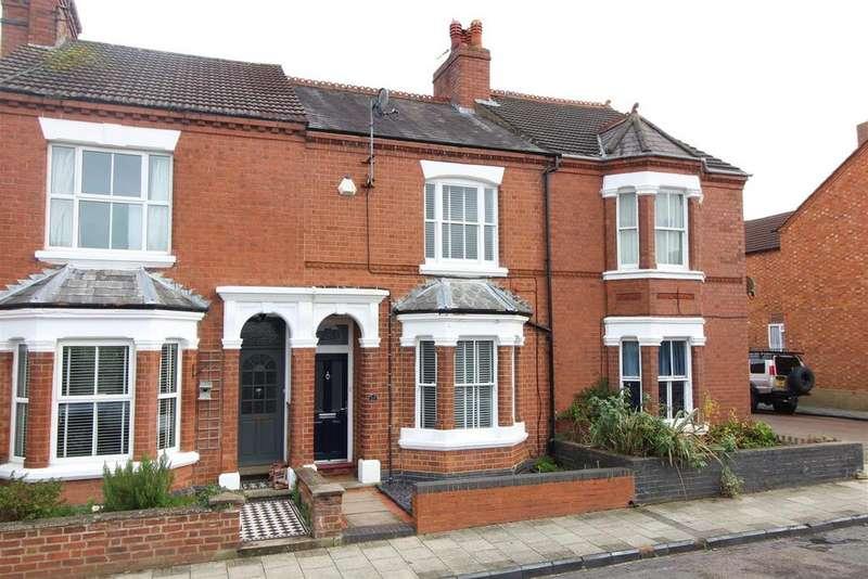 3 Bedrooms Terraced House for sale in Osborne Street, Wolverton, Milton Keynes