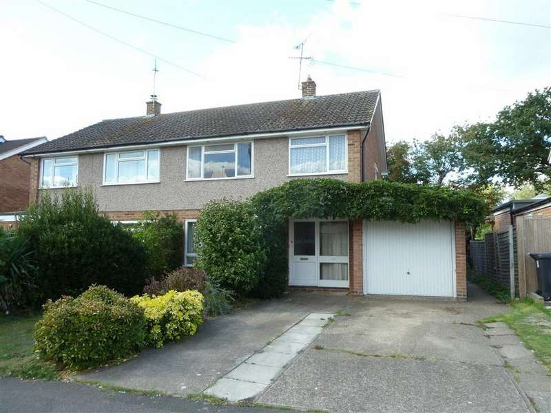 3 Bedrooms Semi Detached House for sale in Orchard Avenue, Sonning Common, Sonning Common Reading