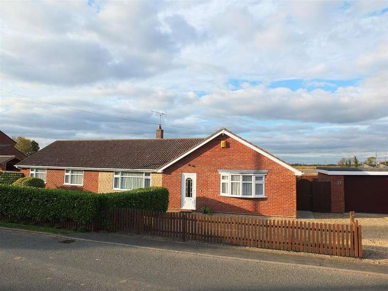 4 Bedrooms Detached Bungalow for sale in Jekils Bank, Holbeach St John